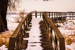 Parque de estado del lago Barr Imagenes de archivo
