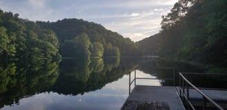 Parque de estado del lago Greenbo imagen de archivo libre de regalías