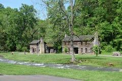Parque de estado del molino de la primavera foto de archivo libre de regalías