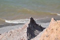 Parque de estado del peñasco de la chimenea Imagen de archivo libre de regalías