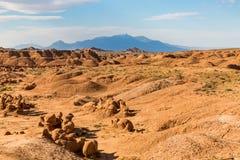 Parque de estado del valle del duende Imagen de archivo libre de regalías