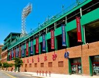 Parque de Fenway, Boston, mA imagen de archivo libre de regalías