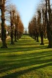 Parque de Frederiksberg en Copenhague Imagen de archivo libre de regalías