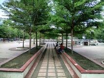 Parque de Gaston, Cagayan de Oro, Filipinas foto de stock