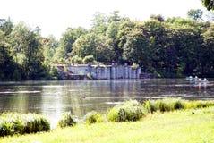 Parque de Gatchina Foto de archivo libre de regalías
