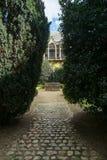 Parque de Guber, Bélgica Foto de archivo
