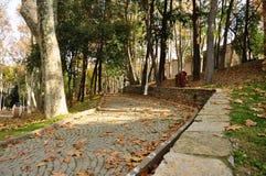 Parque de Gulhane, Estambul imágenes de archivo libres de regalías