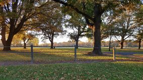 Parque de Hagley Imágenes de archivo libres de regalías