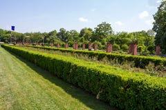 Parque de Herastrau Fotografia de Stock Royalty Free