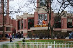 Parque de Hershey Imagem de Stock