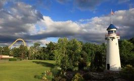 Parque de Hershey Imágenes de archivo libres de regalías