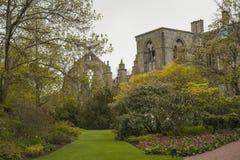 Parque de Holyrood - Edimburgo Imagen de archivo