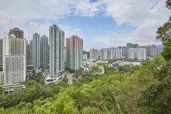 Parque de Hong-Kong Fotografía de archivo libre de regalías