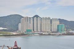 Parque de Hong-Kong Imagen de archivo