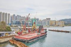 Parque de Hong-Kong Imagenes de archivo