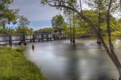 Parque de Jacobson en Lexington, Kentucky Imagen de archivo