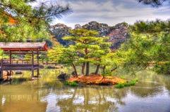 Parque de Japão Fotos de Stock Royalty Free