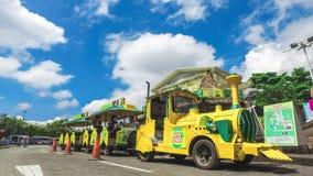Parque de Jawa Tamerlán foto de archivo