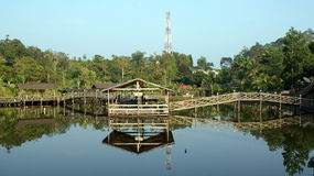 Parque de Jenaco imagens de stock royalty free