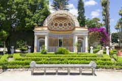 Parque de Julia del chalet Imagen de archivo