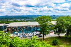 Parque 04 de Kiev Mariyinski fotos de archivo