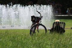 Parque de Kleiner Kiel Imagens de Stock