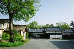 Parque de Kyoto Imagen de archivo libre de regalías