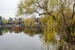 Parque de la acuarela de China Rugao Foto de archivo libre de regalías