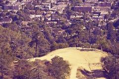 Parque de la ciudad de Los Ángeles Imagen de archivo libre de regalías