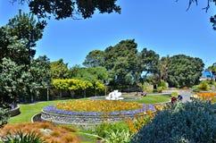 Parque de la ciudad de Napier Foto de archivo