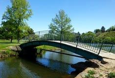 Parque de la ciudad en Boise, Idaho Fotos de archivo libres de regalías