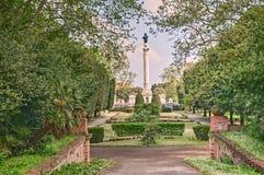 Parque de la ciudad en Forli, Emilia Romagna, Italia Fotografía de archivo libre de regalías