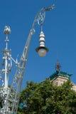 Parque de la ciudadela en Barcelona, España Imagenes de archivo