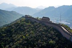 Parque de la Gran Muralla Foto de archivo