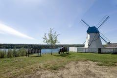 Parque de la herencia, Calgary Fotos de archivo libres de regalías