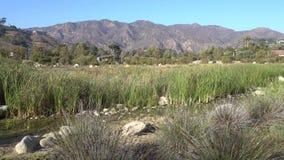 Parque de la herencia de Malibu, California, los E.E.U.U. almacen de metraje de vídeo