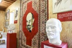 Parque de la herencia de URSS en Grutas, Lituania imágenes de archivo libres de regalías