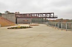 Parque de la mina de Winston-Salem Fotos de archivo libres de regalías