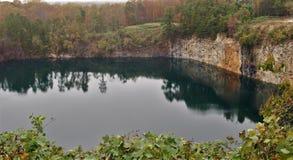 Parque de la mina de Winston-Salem Imagen de archivo