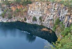 Parque de la mina de Winston-Salem Foto de archivo libre de regalías