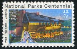 Parque de la nación imagen de archivo libre de regalías
