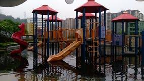 Parque de la natación imagen de archivo libre de regalías