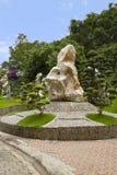 Parque de la piedra del año de Millione Foto de archivo libre de regalías