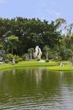 Parque de la piedra del año de Millione Imagen de archivo libre de regalías