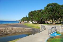 Parque de la playa Imágenes de archivo libres de regalías