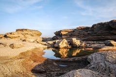 Parque de la roca de Boke Foto de archivo
