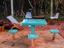 Parque de la tabla Imagenes de archivo