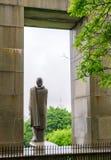 Parque de la terraza de la perspectiva Fotos de archivo libres de regalías
