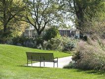 Parque de la Universidad de Chicago Fotografía de archivo libre de regalías