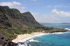 Parque de la vida de mar, Oahu, HI imágenes de archivo libres de regalías
